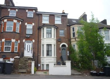 Thumbnail 1 bed flat to rent in 34 Flat Rothesay Road, Luton