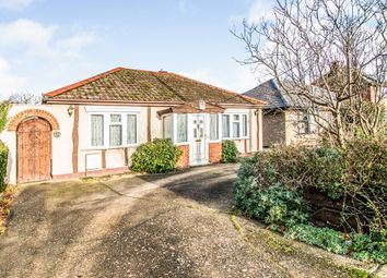 Thumbnail 2 bed detached bungalow for sale in Beccles Road, Carlton Colville, Lowestoft