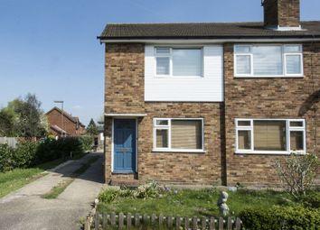 Thumbnail 2 bed maisonette to rent in Montague Close, Walton-On-Thames