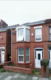Thumbnail 3 bed terraced house to rent in Olivedale Road, Mossley Hill, Liverpool