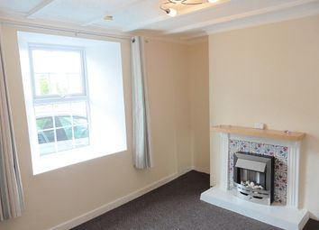 Thumbnail 2 bed end terrace house to rent in Princess Street, St. Just, Cornwall