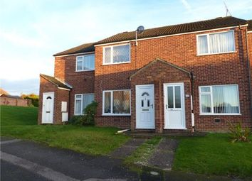 Thumbnail 2 bed terraced house to rent in Fetlock Close, Clapham, Bedford