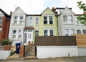 Thumbnail 3 bed terraced house to rent in Manor Road, London