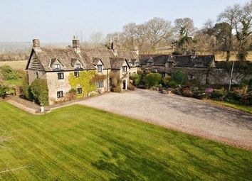 Thumbnail 8 bed equestrian property for sale in Llandegveth, Usk Road, Monmouthshire