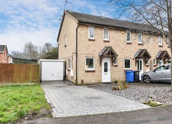 Thumbnail 2 bed semi-detached house for sale in Bassingham Close, Oakwood, Derby