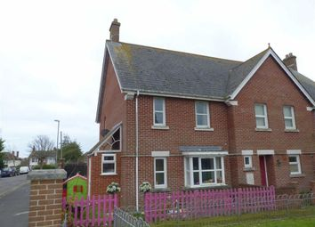 Thumbnail 3 bed end terrace house for sale in Carlton Road North, Weymouth, Dorset