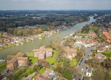 Thumbnail 3 bed flat for sale in Hillrise, Walton-On-Thames