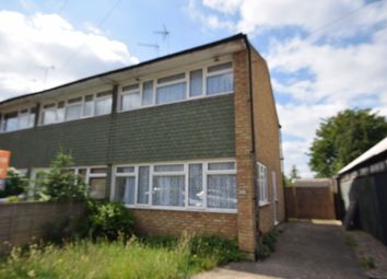Thumbnail 2 bed end terrace house for sale in Glover Road, Willesborough, Ashford
