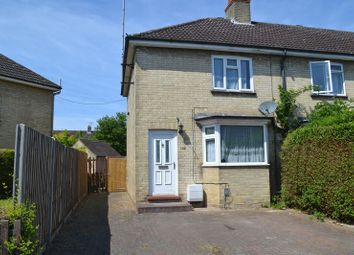 Thumbnail 2 bed semi-detached house for sale in Hobart Road, Cambridge