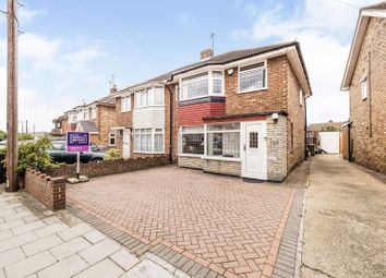 Mungo Park Road, Rainham RM13. 3 bed semi-detached house