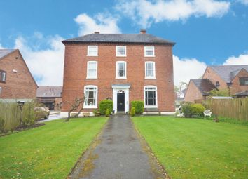 Thumbnail 3 bed flat for sale in Hillfield Farm, Libbards Way, Solihull