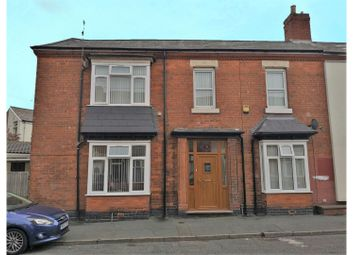 3 bed terraced house for sale in Bryant Street, Birmingham B18
