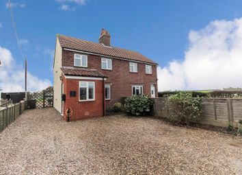 3 bed semi-detached house for sale in West End Terrace, Sea Palling, Norwich NR12