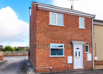 Thumbnail 3 bed semi-detached house for sale in Poores Road, Salisbury