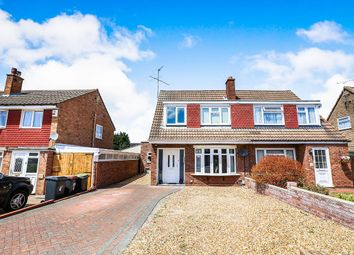 4 bed semi-detached house for sale in Cheviot Close, Putnoe, Bedford MK41