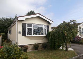 Thumbnail 1 bedroom mobile/park home for sale in Ash Crescent, Hillcrest Park, Wythall, Birmingham