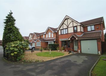 Thumbnail 4 bed detached house for sale in Silverton Grove, Middleton, Manchester, Greater Manchester