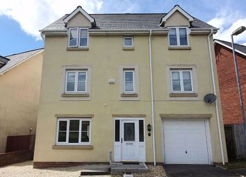 Thumbnail 4 bed detached house to rent in Millwood Gardens, Killay, Swansea