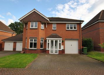 Thumbnail 4 bed detached house for sale in Eider Drive, Apley, Telford, Shropshire