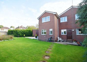 Thumbnail 4 bed detached house for sale in Chartwell Close, Werrington, Stoke-On-Trent