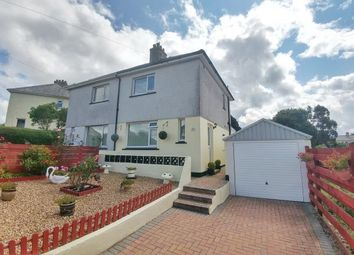 Thumbnail 2 bed semi-detached house for sale in Truro, Cornwall, Uk