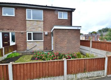 Thumbnail 3 bed town house to rent in Rivington Avenue, Platt Bridge, Wigan