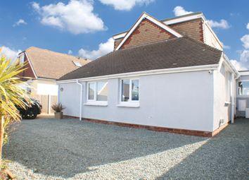 Thumbnail 3 bed detached bungalow for sale in Avondale Road, Capel-Le-Ferne, Folkestone