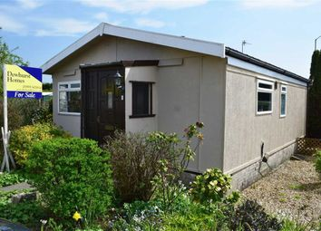 Thumbnail 2 bed mobile/park home for sale in The Avenue, Wyre Vale Park, Garstang, Preston