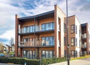Thumbnail 2 bedroom flat for sale in Atlas Way, Oakgrove, Milton Keynes, Buckinghamshire