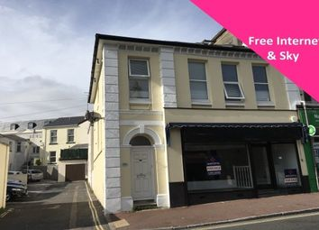 Thumbnail 1 bedroom flat to rent in Lucius Street, Torquay