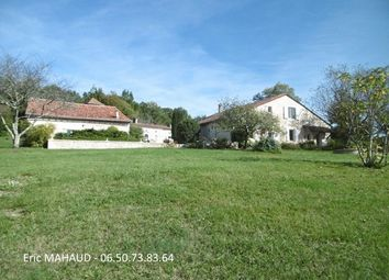 Thumbnail 4 bed property for sale in 24600, Ribérac, Fr