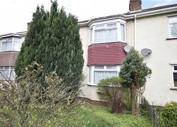 Thumbnail 3 bed terraced house for sale in Gerrish Avenue, Staple Hill, Bristol