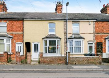 Thumbnail 2 bedroom terraced house for sale in Cromwell Road, Rushden