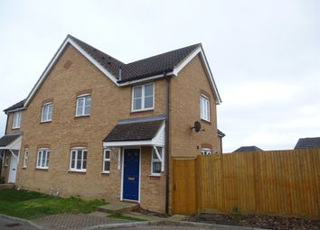 Thumbnail 1 bed property for sale in Hill Rise, Ashford