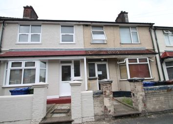 Thumbnail 3 bed terraced house to rent in Rosebery Road, Grays, Essex