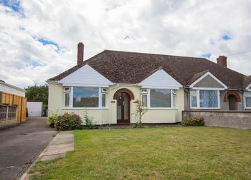 Thumbnail 2 bedroom semi-detached bungalow for sale in The Firs, Fulbourn Old Drift, Cambridge