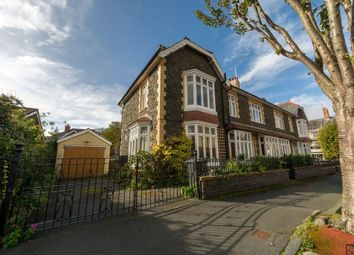 Thumbnail 5 bed semi-detached house for sale in Iorwerth Avenue, Aberystwyth