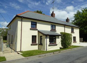 Thumbnail 4 bed detached house for sale in Clawton, Holsworthy