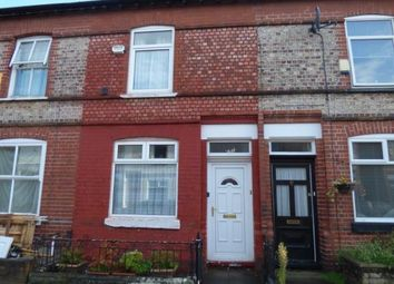 Thumbnail 2 bed terraced house for sale in Belgrave Road, Sale, Manchester