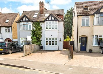 Thumbnail 5 bed semi-detached house for sale in Colney Heath Lane, St. Albans, Hertfordshire