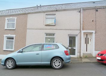 Thumbnail 3 bed terraced house to rent in Union Street, Nantyffyllon, Maesteg, Mid Glamorgan