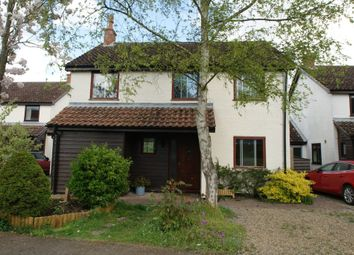 Thumbnail 4 bed detached house for sale in The Street, Bramfield, Halesworth
