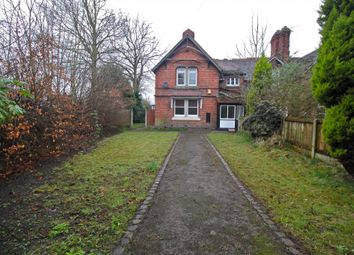 Thumbnail 4 bed semi-detached house for sale in Knowsley Lane, Knowsley, Prescot