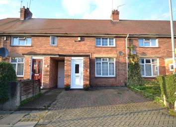 Thumbnail 2 bed terraced house for sale in Birchfield Road East, Abington, Northampton