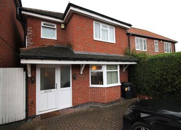 Thumbnail 3 bed detached house to rent in Pine Tree Avenue, Leicester