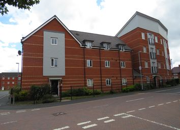 Thumbnail 2 bed flat to rent in St. Quentin Street, Walsall