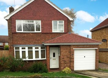 Thumbnail 3 bed detached house for sale in Cottenham Close, East Malling, West Malling