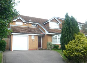 Thumbnail 4 bed detached house to rent in Stoneton Crescent, Balsall Common, Coventry