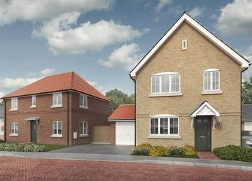 "Thumbnail 4 bed property for sale in ""The Elsenham"" at Wagtail Drive, Stowmarket"