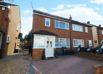 Thumbnail 3 bed semi-detached house for sale in New Road, Hanworth, Feltham